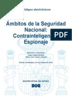 BOE-395_Ambitos_de_la_Seguridad_Nacional_Contrainteligencia__Espionaje