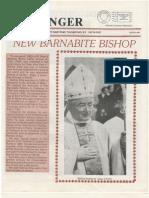 The Barnabite Messenger Vol.30  -  Winter 1989