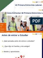 Presentacion Portafolio de Titulo DUOC