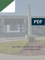 Citation Guide Draft