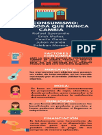 antropología. Consumismo
