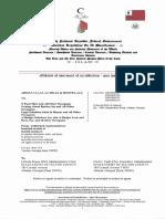 MACS000000104-R218254-110 Affidavit of averment of jurisdiction - quo warranto STATE COURT OF FULTON COUNTY