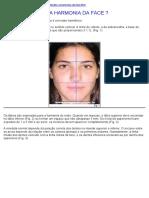 Como entender a harmonia da face.doc