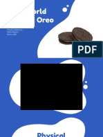 Real World Project Presentation Oreo