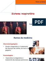 5 Anatomia Humana sistema respiratória