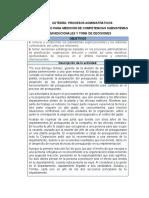 ACTIVIDAD PARA MEDICION DE LOS PROCESOS ADMIMISTRATIVOS Y SUBSISTEMAS ORGANIZACIONALES (1)
