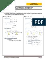 S6 SOL Función creciente y decreciente. Criterio de la primera derivada MAT1 AGC(1) (1)
