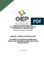 1. Manual Técnico - Sistema de Registro Biométrico Inicial de Organizaci... (1).pdf