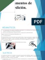 2.1 Clasificacion de Instrumentos de Medicion