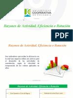 Razones de actividad Eficiencia o Rotación.pptx