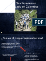 Desplazamiento Forzado En Colombia (02-08-2020.pptx