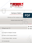 Dialajob - Campus Select