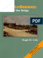 The Ardennes Battle of the Bulge