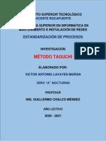 METODO TAGUCHI