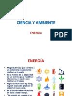 CIENCIA Y AMBIENTE. ENERGIA