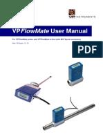 vp-Manuale-usoIstruzioni-VP-flow-Mate