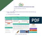 SHSD(Srikalahasteeswara Swamyvari )-Room Booking User Manual for DEPT-Admin-Ver 1.0