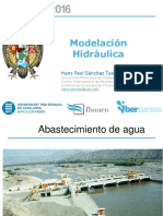 4. Modelacion Hidraulica- ING. HANS SANCHES TUEROS.pdf