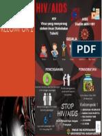 KELOMPOK I POSTER HIV AIDS