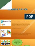 La Norma AA1000