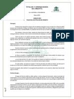 6. PAGO DE LOS TITULOS DE CREDITO