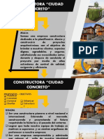 estructura constructura