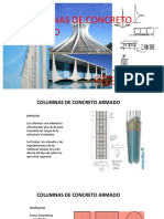 CALCULO DE COLUMNAS DE CONCRETO