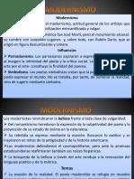 Fin de Siglo y Modernismo. La Poesía de Antonio Machado