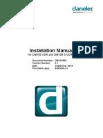 Installation Manual For DM100 VDR and DM100 S-VDR G2  - DBS10956-21