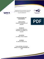 TAREA 2.1 (CÉDULA MICRODIAGNÓSTICO) CONDICIONES DE SALUD DE LOS INTEGRANTES DE LA FAMILIA Y LA RECREACIÓN