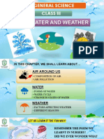 12. PPT 12 Air, water , weather(15.6.20)