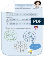 APLICANDO LAS TABLAS 7, 8 y 9