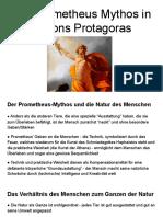 Der Prometheus Mythos