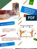 Comunicación y desarrollo del pensamiento