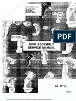 Grip assembly Service Manual