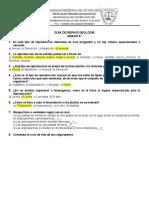 GUÍA DE REPASO BIOLOGÍA 5°