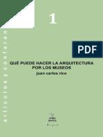 JCR Que Puede Hacer La Arquitectura Por Los Museos