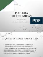 POSTURA ERGONOMICAS EDUCACION FISICA PRE.pptx
