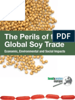 The Perils of the Global Soy Trade