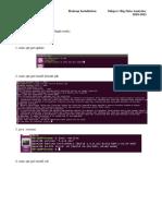 Expt 1 - Hadoop Installation
