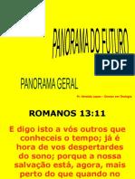 PANORAMA DO FUTURO