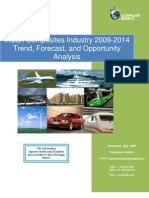 TOC-Indian Composites Industry 2009-2014