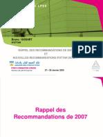 Nouvelles Recommandations RSI _BG
