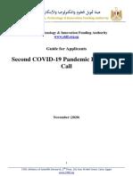 COVID-19 Pandemic Emergency Call