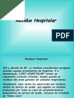 Resíduo hospitalar.ppt
