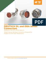 DEUTSCH DL and DBA Series MIL-DTL-83723