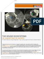 Digimag 45 - June 09. The Sound Ecosystems of Agostino Di Scipio