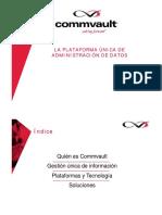 commvault-plataformanicadeadministracindedatos-101028105736-phpapp01
