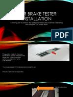 CAR BRAKE TESTER INSTALLATION.pdf