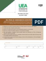 UEA-Macro_2019_-_Conhecimentos_Especificos_Exatas_-_Prova